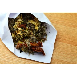 Tè verde alle erbe naturali Marakech