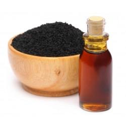Veel van 12 olie van nigelle bio
