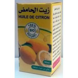 Olio di limone biologico