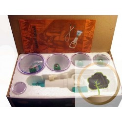 6-delige cuppingset