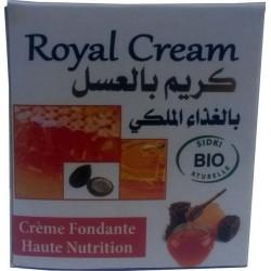 كريم بالعسل بالغذاء الملكي
