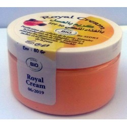 Royal Jelly Honey Cream