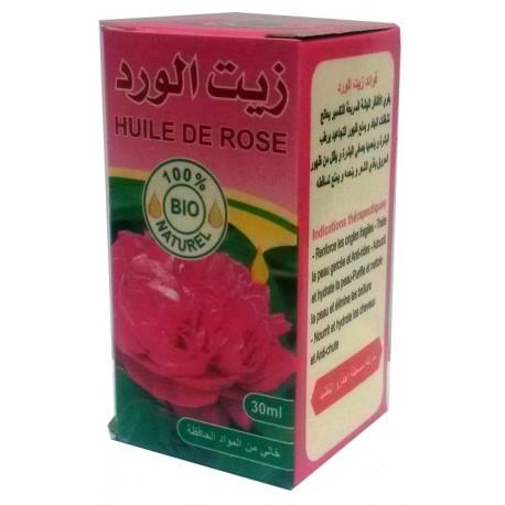 Huile de Rose - 30 ml