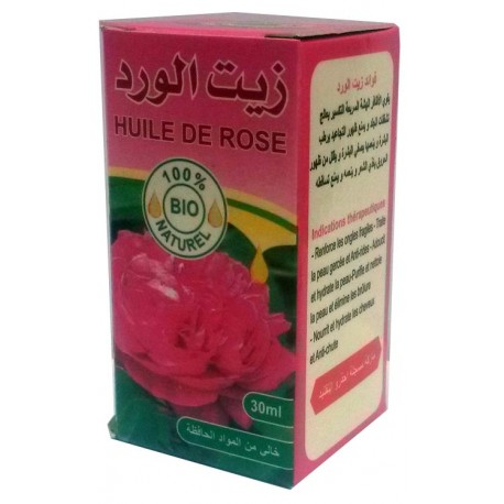 Rose Oil 30ml