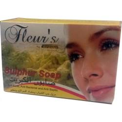 Jabón contra el acné