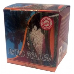 Pólen de palma : um tratamento natural contra a infertilidade