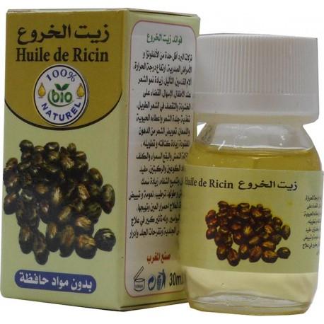 Olio di ricino biologico