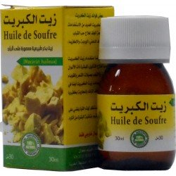 Huile de Soufre - 30 ml