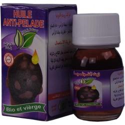 Oil for alopecia areata