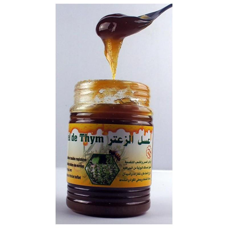 شراء عسل  الزعتر