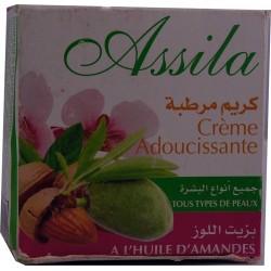 Crema natural de almendra