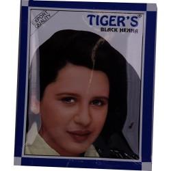 Henna para cabelo de cor marrom