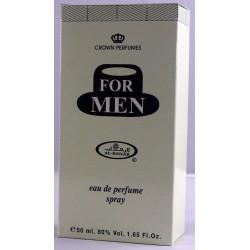 Perfume for men Al Rehab