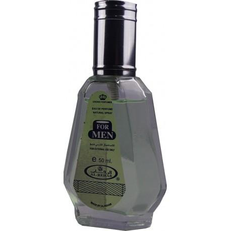 Parfum pour hommes Al Rehab
