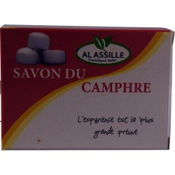 Al Assille Camphor SOAP