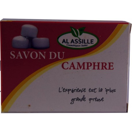 Al Assille Camphor SOAP