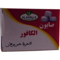 Jabón de Alcanfor Al Assille