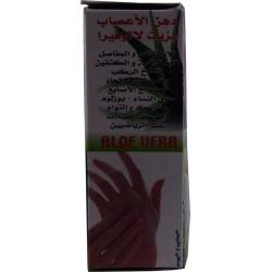 Crema massaggio all'olio di aloe vera