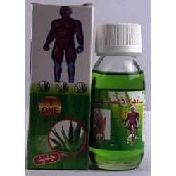 Crema masaje  al Aloe Vera