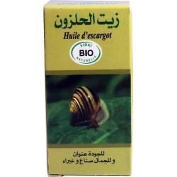 Aceite de caracol