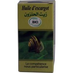 Olio extravergine di bava di lumaca