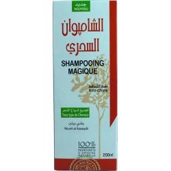 Shampoo mágico para caida de cabello
