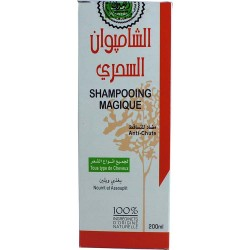Magic anti hair loss shampoo