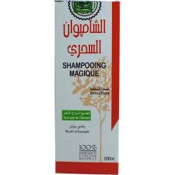 Shampoing magique Anti-chute des cheveux