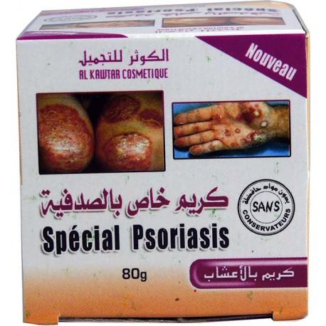 Spezielle Creme Psoriasis