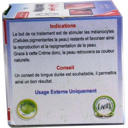Crème Spécial Vitiligo