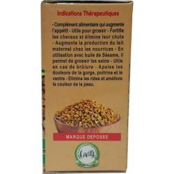 Organische fenegriek olie 30 ml