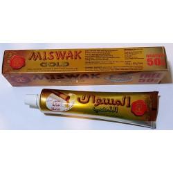 Dentifrice miswak gold grande format