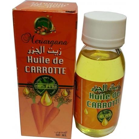 Морковь масло 100% органических