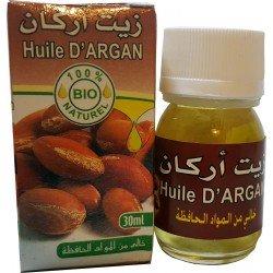Huile d'argan bio - 30 ml