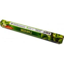Incenso all'odore della mela verde