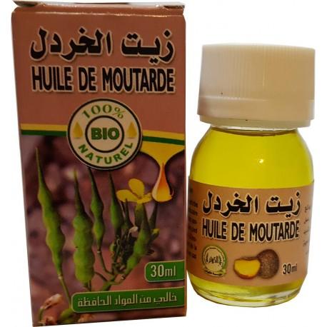 Huile de Moutarde - 30 ml