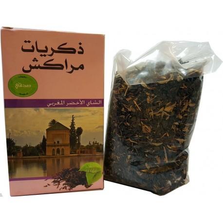 Herbo natuurlijke groene thee Marakech