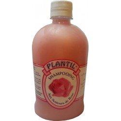 Champú con aromas de rosa 500 ml