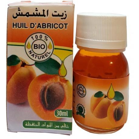 Abrikoos 30ml olie