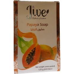 Savon likas papaya