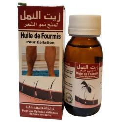 ANT oleju do usuwania włosów