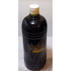Musk black 1000 ml concentrated alcohol