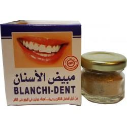 Blanchi dent