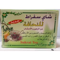 El té Soqrat para bajar de peso