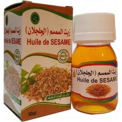Органические кунжутное масло