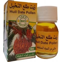 Pólen de óleo de palma