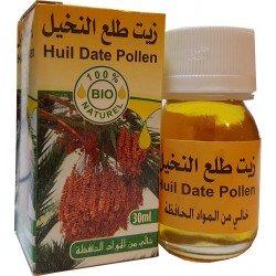 Polen de aceite de Palma