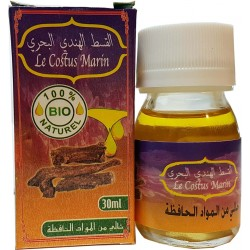 Oil of costus Indian marine