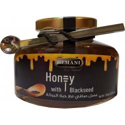 мед и черный тмин Hemani 250г