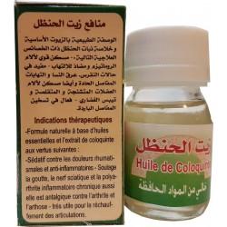 huile de coloquinte